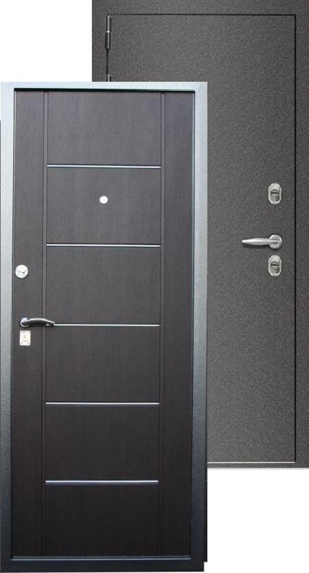 металлические двери до 100